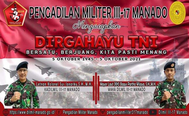 Peringatan DIRGAHAYU HUT TNI ke 76